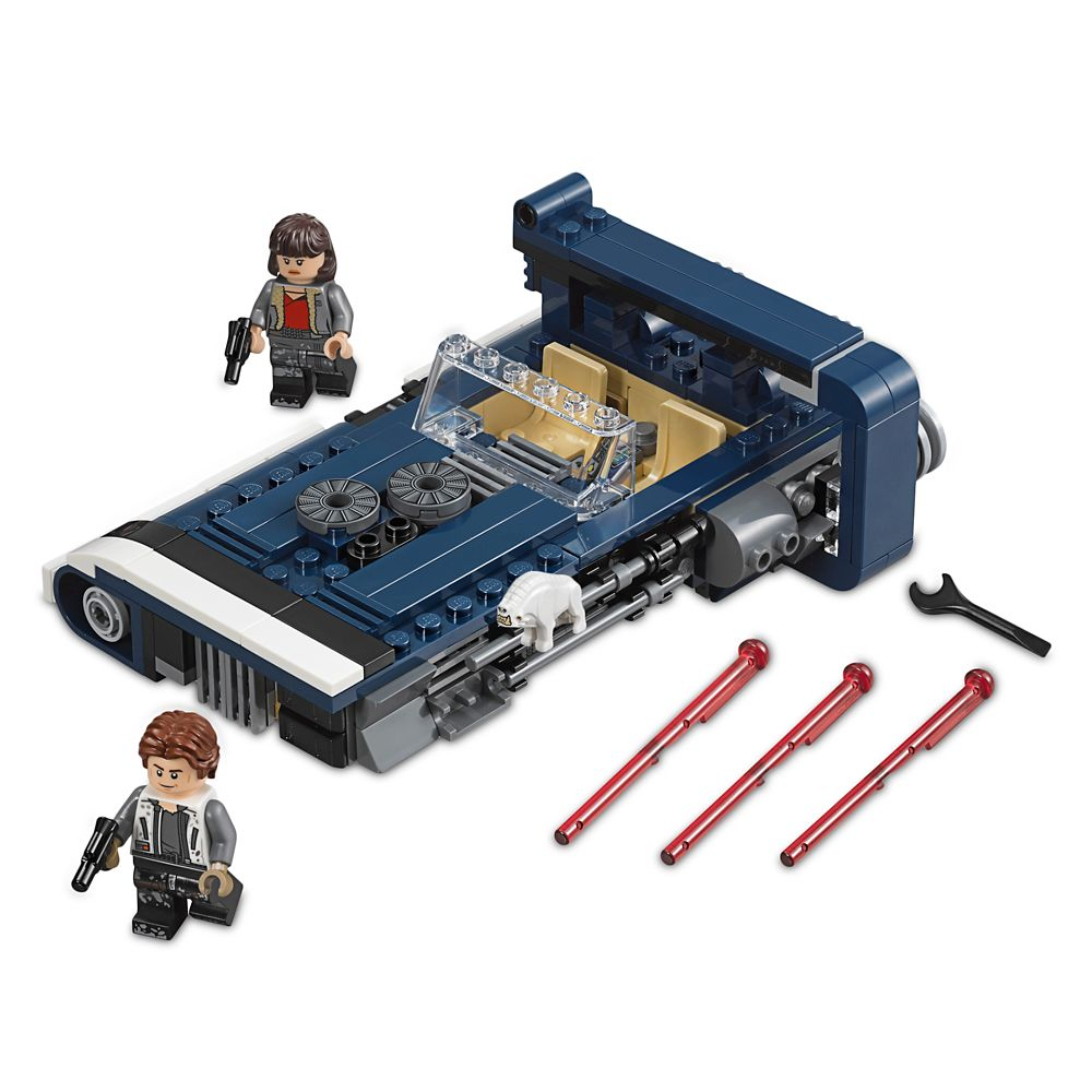 Han Solo Landspeeder Playset by LEGO  Solo: A Star Wars Story Official shopDisney