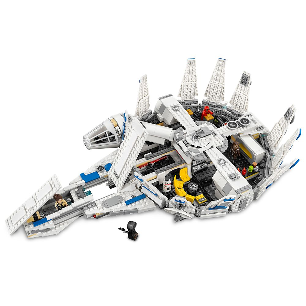 Millennium Falcon Kessel Run Playset by LEGO – Solo: A Star Wars Story