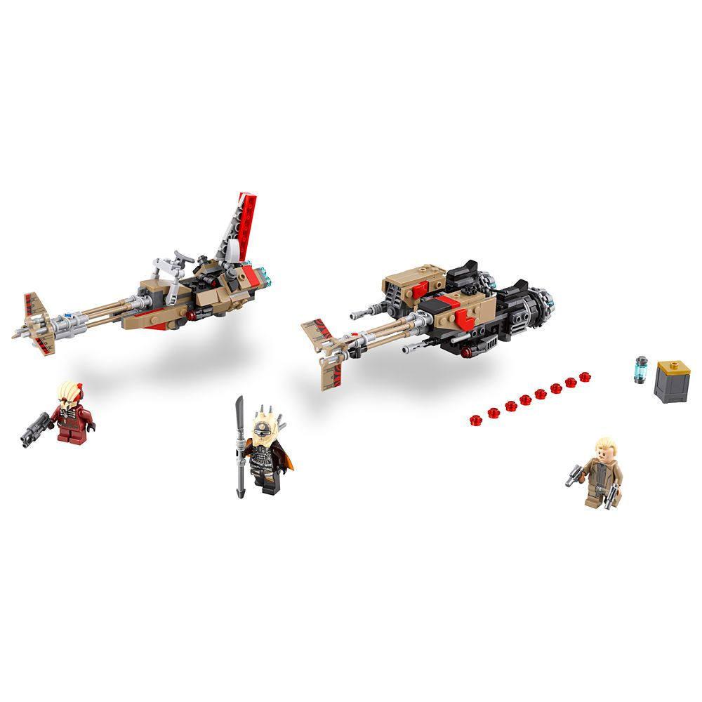 Cloud-Rider Swoop Bikes Playset by LEGO  Solo: A Star Wars Story Official shopDisney