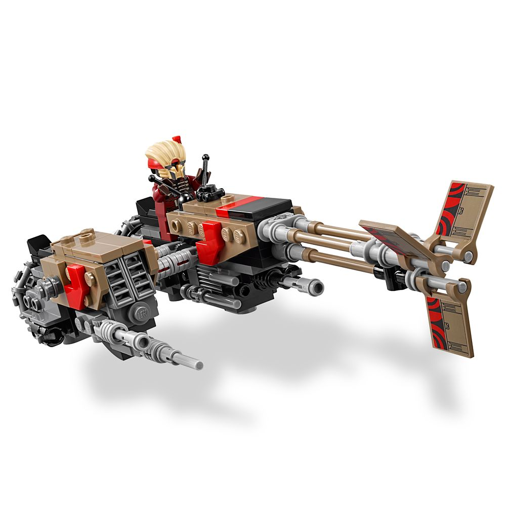 Cloud-Rider Swoop Bikes Playset by LEGO – Solo: A Star Wars Story