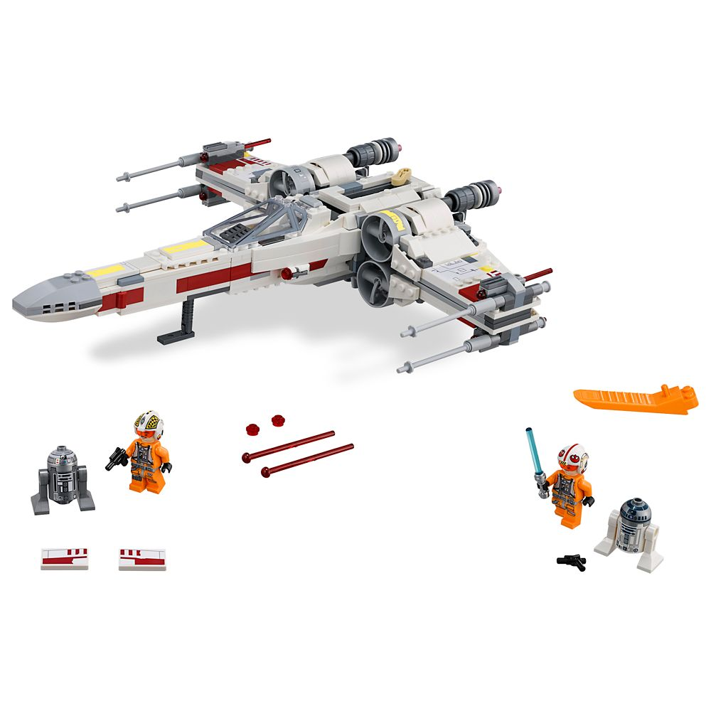 Poe Dameron S X Wing Fighter 75273 Star Wars Buy Online At The Official Lego Shop Ca