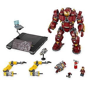 The Hulkbuster: Ultron Edition Playset by LEGO