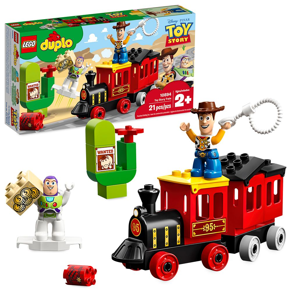 Toy Story Train Duplo Play Set by LEGO®