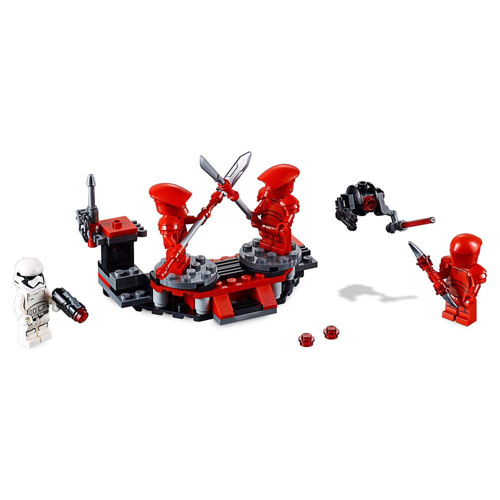 Elite Praetorian Guard Battle Pack Playset by LEGO – Star Wars: The Last Jedi