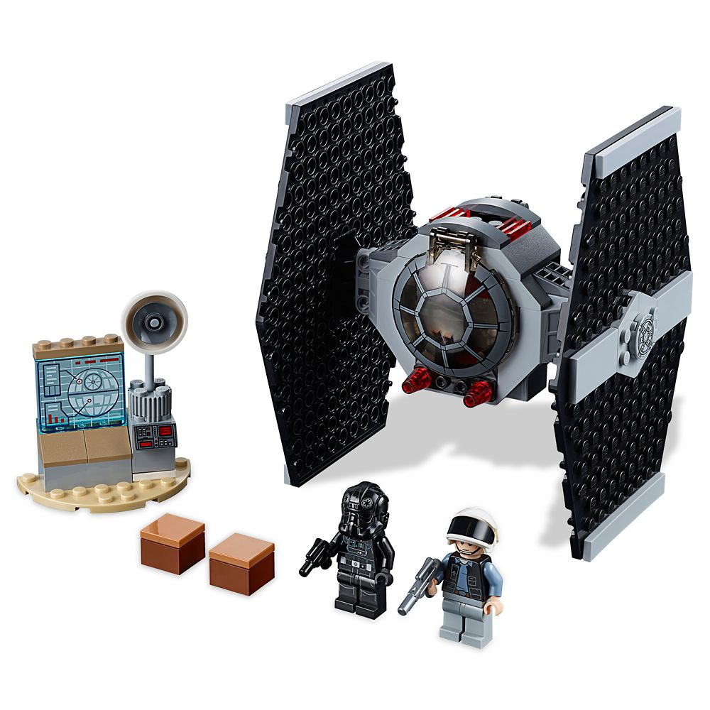 TIE Fighter Attack Playset by LEGO – Star Wars