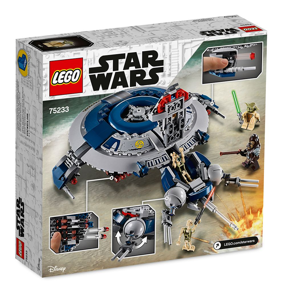 Droid Gunship Playset By Lego Star Wars The Revenge Of The Sith Shopdisney
