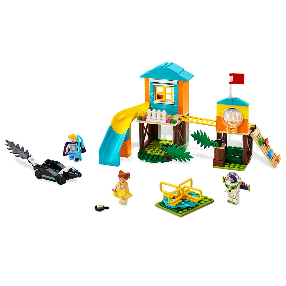 Buzz & Bo Peep's Playground Adventure Play Set by LEGO – Toy Story 4
