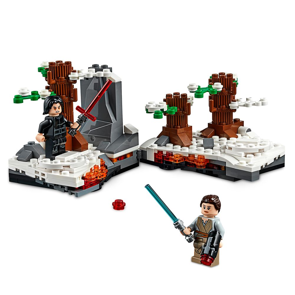 Duel On Starkiller Base Play Set By Lego Star Wars The Force Awakens Shopdisney
