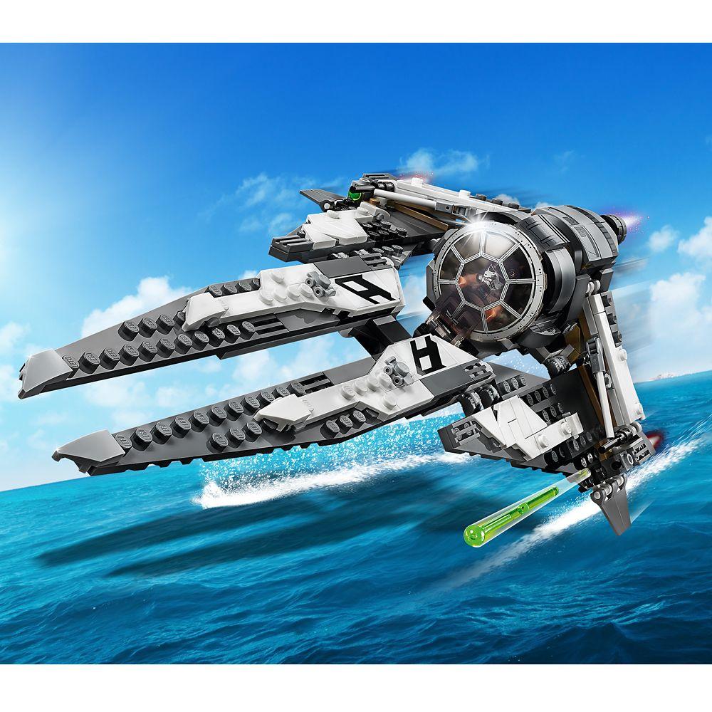 Black Ace TIE Interceptor Play Set by LEGO – Star Wars Resistance