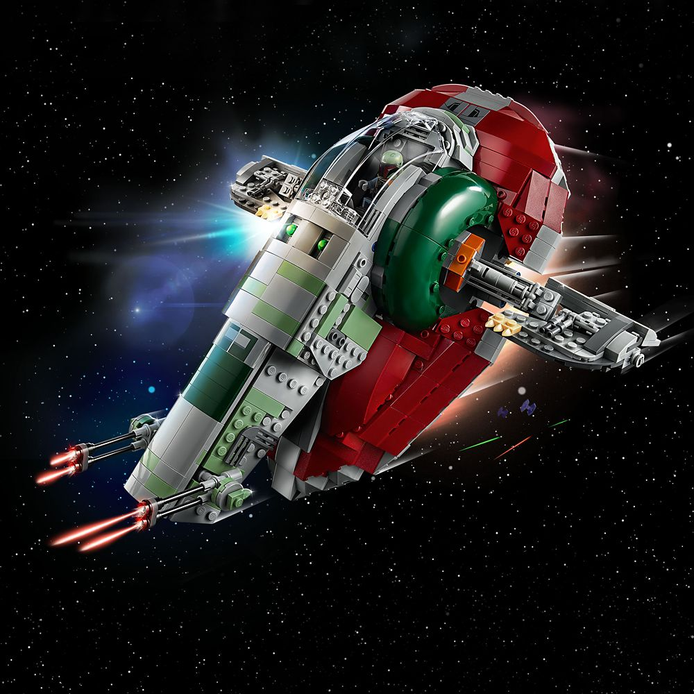 Slave I – 20th Anniversary Edition Play Set by LEGO – Star Wars