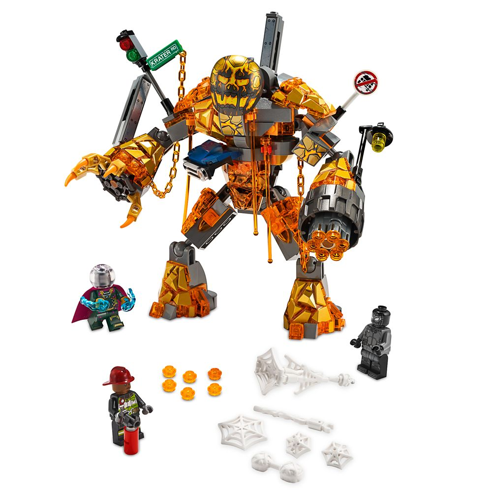 Spider-Man: Far from Home Molten Man Battle Play Set by LEGO