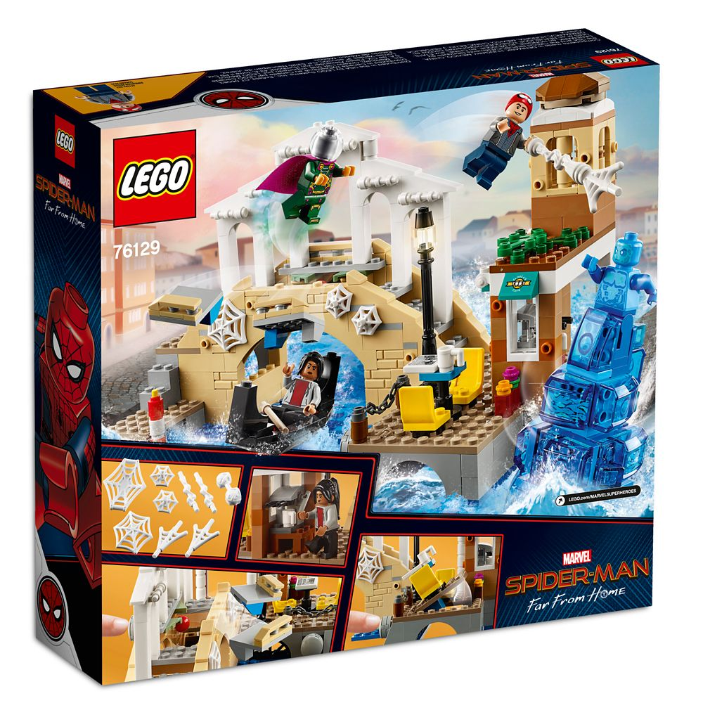 Spider-Man: Far from Home Hydro-Man Attack Play Set by LEGO
