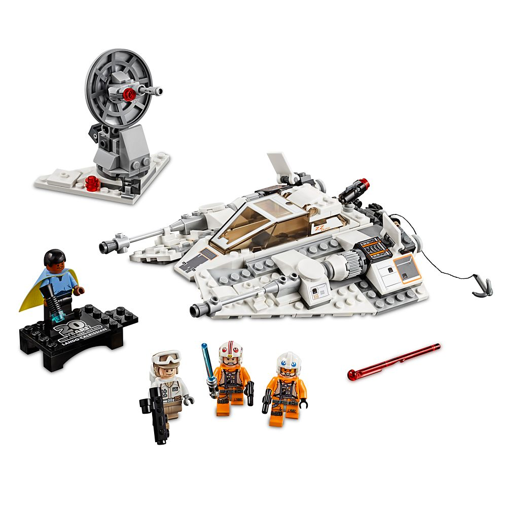 Snowspeeder – 20th Anniversary Edition Play Set by LEGO – Star Wars: The Empire Strikes Back