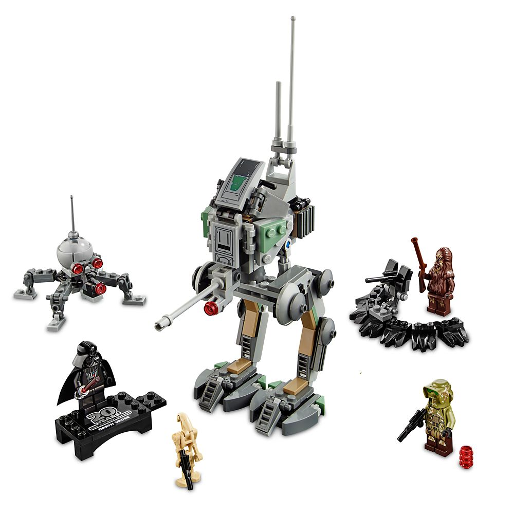 Clone Scout Walker  20th Anniversary Edition Play Set by LEGO  Star Wars Official shopDisney