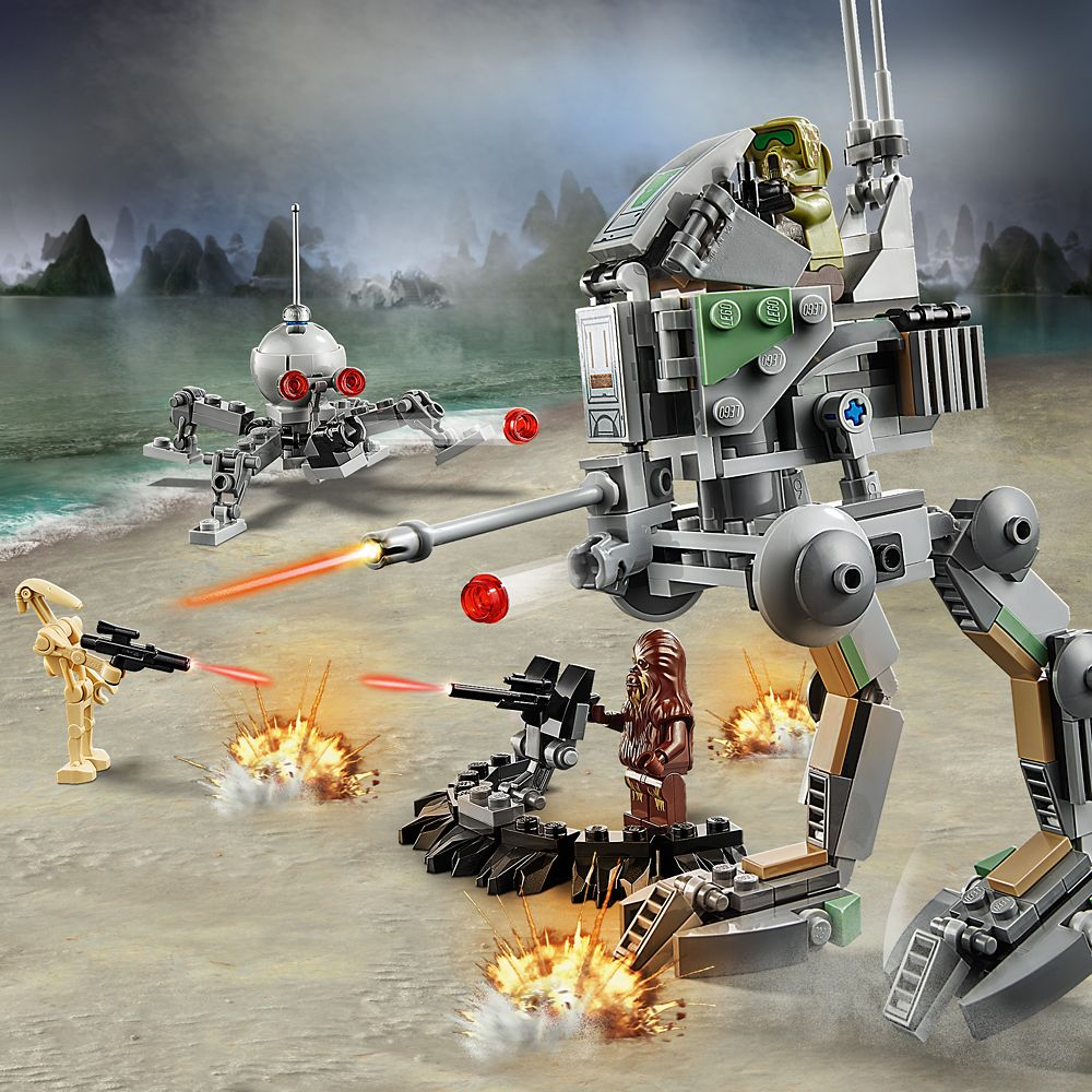 Clone Scout Walker – 20th Anniversary Edition Play Set by LEGO – Star Wars