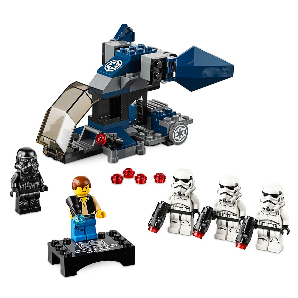 Imperial Dropship – 20th Anniversary Edition Play Set by LEGO – Star Wars
