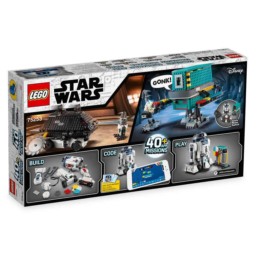 Droid Commander Playset by LEGO – Star Wars