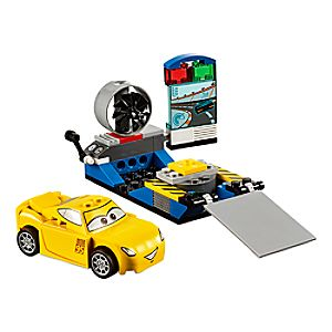 Cruz Ramirez Race Simulator Playset by LEGO Juniors – Cars 3