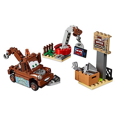 Mater's Junkyard Playset by LEGO Juniors - Cars 3