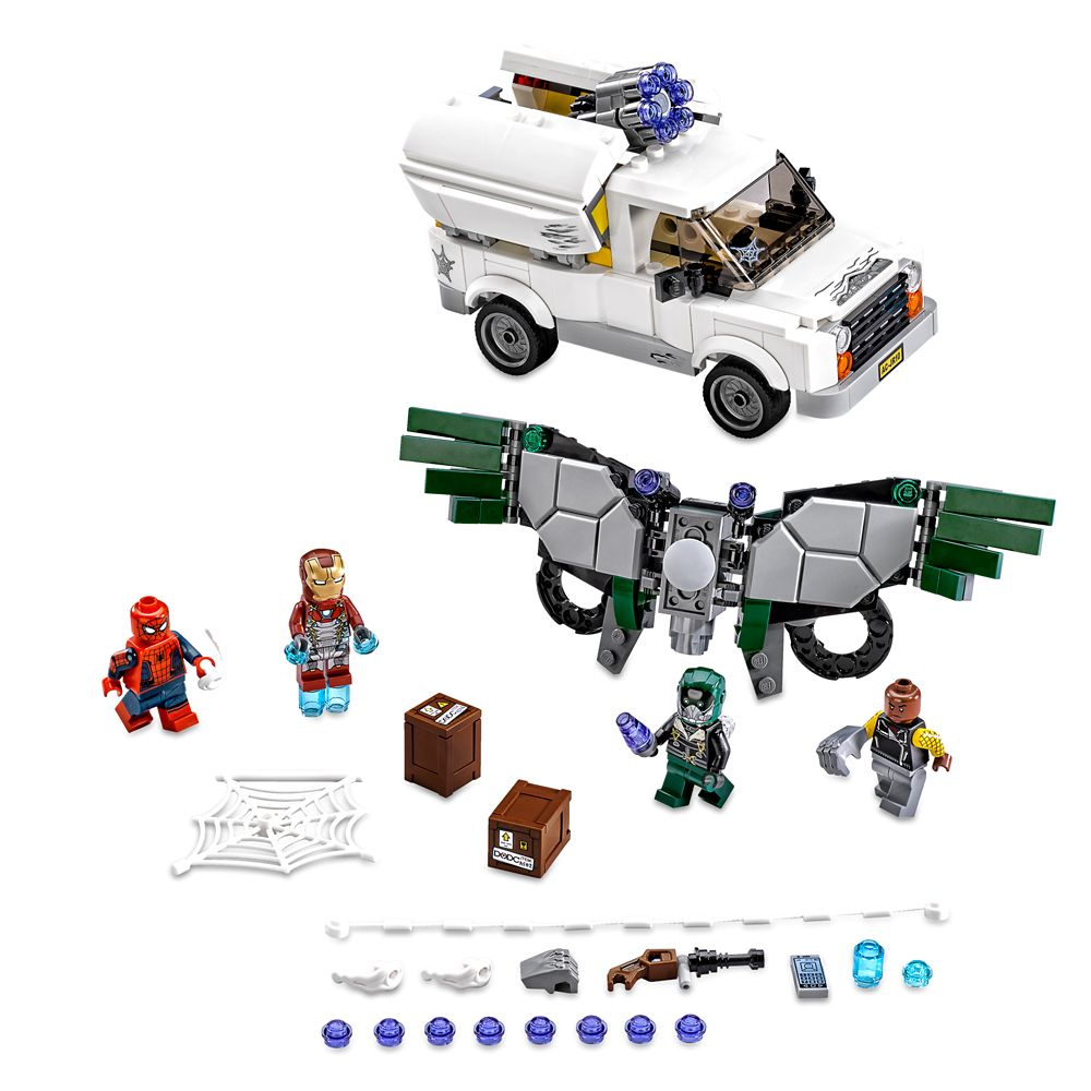 Beware the Vulture Playset by LEGO – Spider-Man: Homecoming