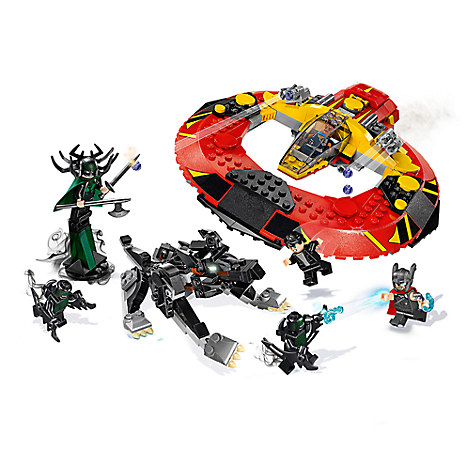 The Ultimate Battle for Asgard Playset by LEGO - Thor: Ragnarok