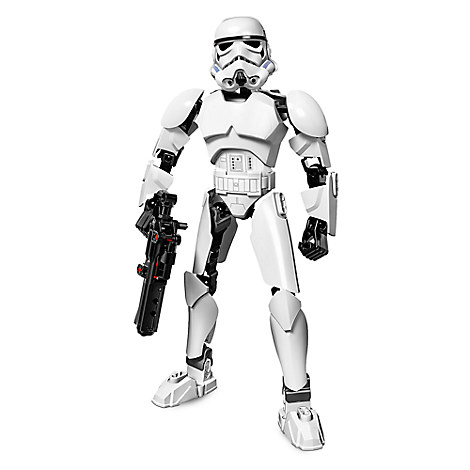 Stormtrooper Commander Figure by LEGO - Star Wars