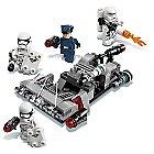 First Order Transport Speeder Battle Pack Playset by LEGO - Star Wars