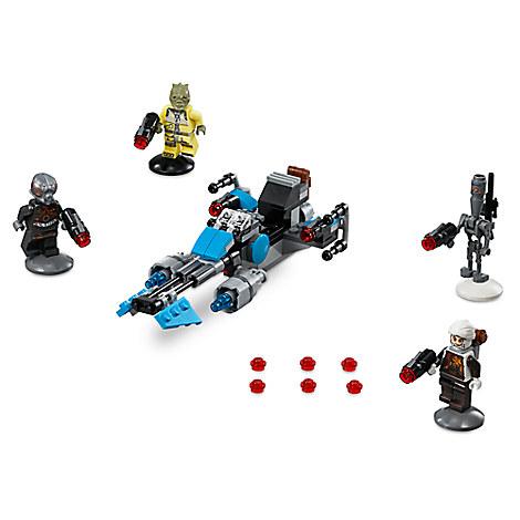 Bounty Hunter Speeder Bike Battle Pack Playset by LEGO - Star Wars