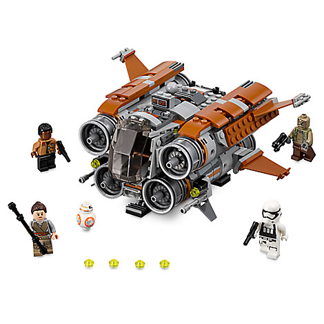 Jakku Quadjumper Playset by LEGO - Star Wars