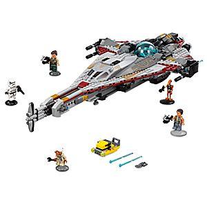 Disney Store The Arrowhead Playset By Lego  -  Star Wars