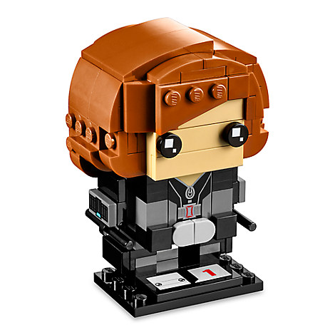 Black Widow BrickHeadz Figure by LEGO