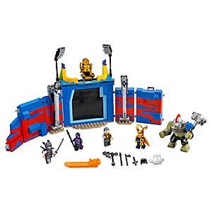 Marvel Thor vs. Hulk: Arena Clash Playset by LEGO – Thor: Ragnarok