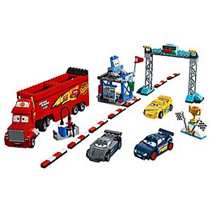 Florida 500 Final Race Playset by LEGO Juniors - Cars 3 3061047092314P