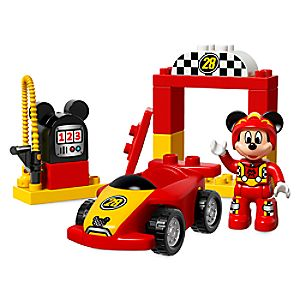 Mickey Mouse Racer by LEGO Duplo Playset - Mickey and the Roadster Racers
