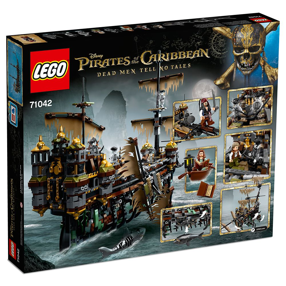Silent Mary Playset by LEGO – Pirates of the Caribbean: Dead Men Tell No Tales