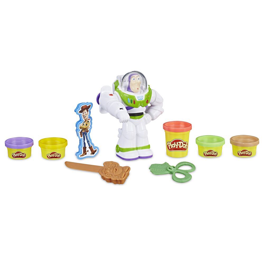 Buzz Lightyear Play-Doh Set Official shopDisney