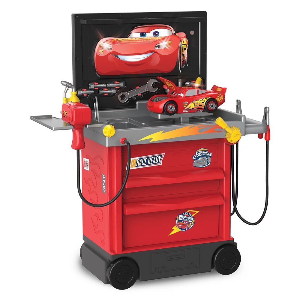 Lightning McQueen Service Station – Cars 3