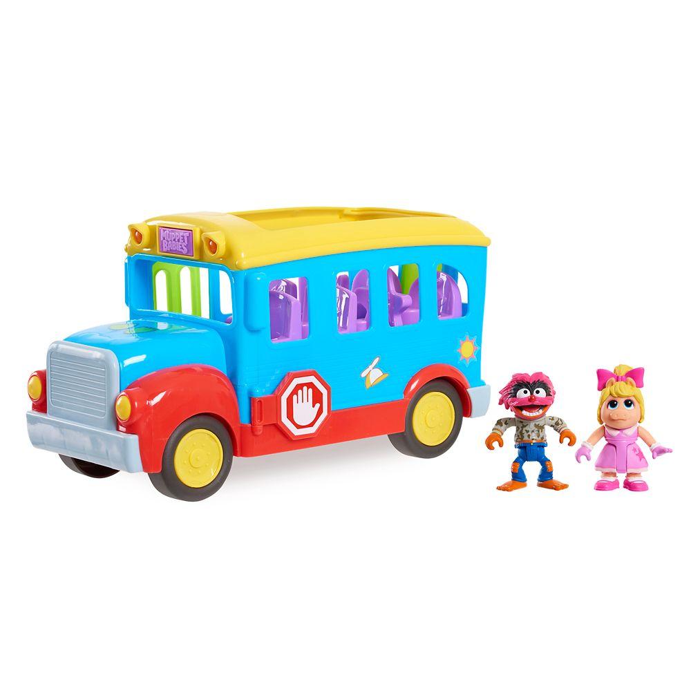 Muppet Babies Friendship School Bus
