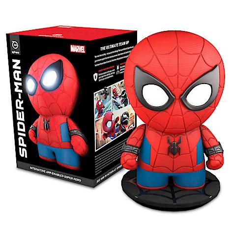 Spider-Man App-Enabled Super Hero by Sphero - 8 3/4''