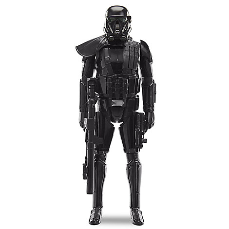 Death Trooper Action Figure - Star Wars - 18''
