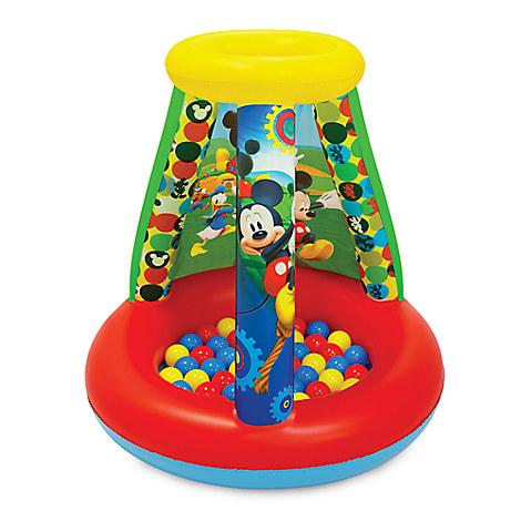 Mickey Mouse Follow Mickey Playland Set