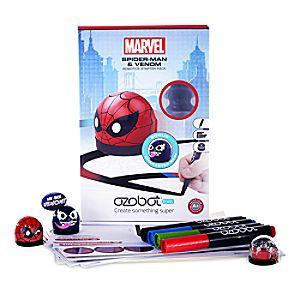 Spider-Man and Venom Ozobot Robotics Starter Pack 3061057640917P