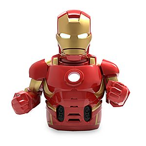 Disney Store Marvel's The Avengers Action Skin For Ozobot Evo  -  Iron