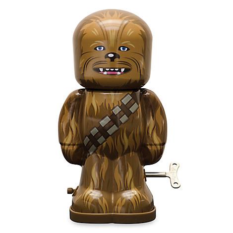 Chewbacca Wind-Up Toy - 7 1/2'' - Star Wars
