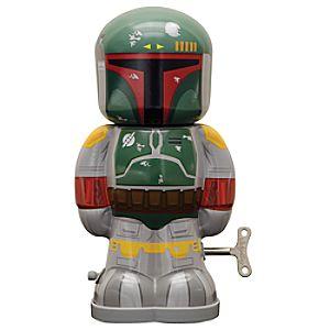 Boba Fett Wind-Up Toy - 7 1/2'' - Star Wars 3061057690094P