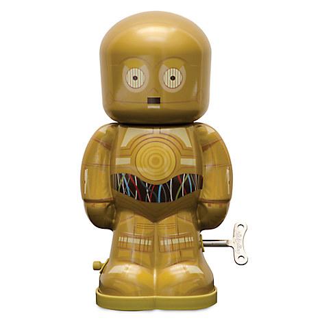 C-3PO Wind-Up Toy - 7 1/2'' - Star Wars