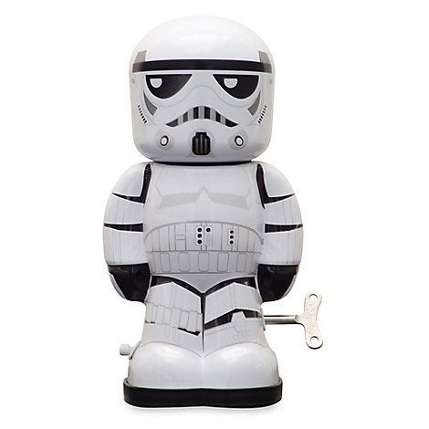 Stormtrooper Wind-Up Toy - 7 1/2'' - Star Wars