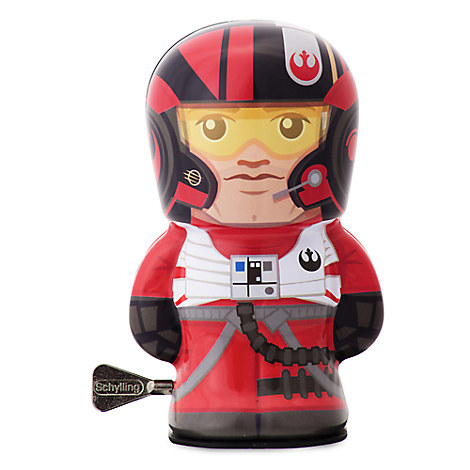 Poe Dameron Wind-Up Toy - 4'' - Star Wars