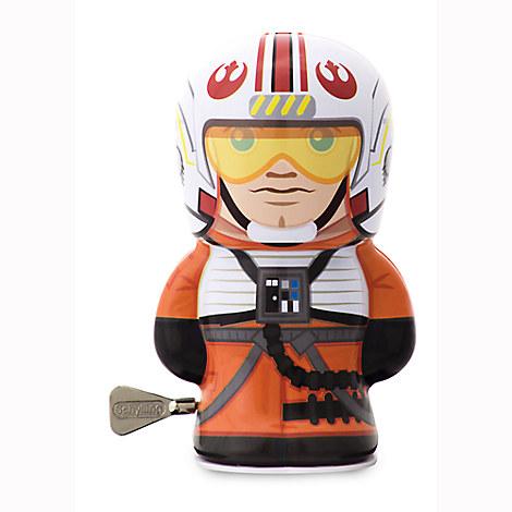 Luke Skywalker Wind-Up Toy - 4'' - Star Wars