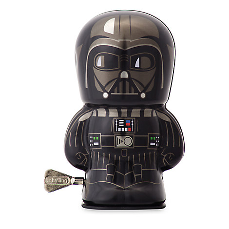 Darth Vader Wind-Up Toy - 4'' - Star Wars